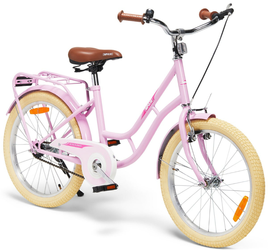 Barncykel Impulse Summer 20 tum Rosa