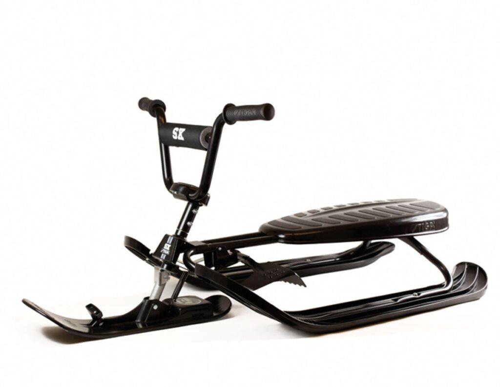 Snowracer STIGA SX Pro, Svart