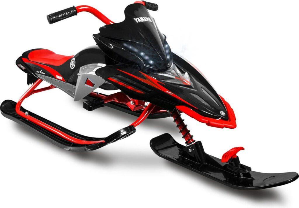 Yamaha Snow Trike, Röd